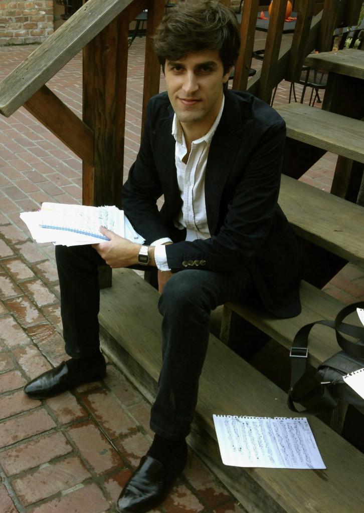 Ryan Suleiman. Photo: Sakurako Kanemitsu.