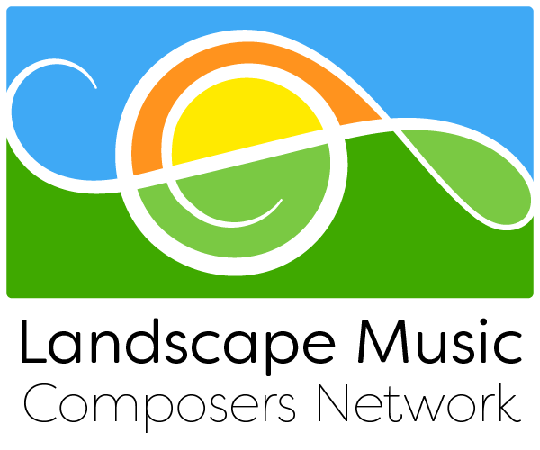 Landscape Music Composers Network logo