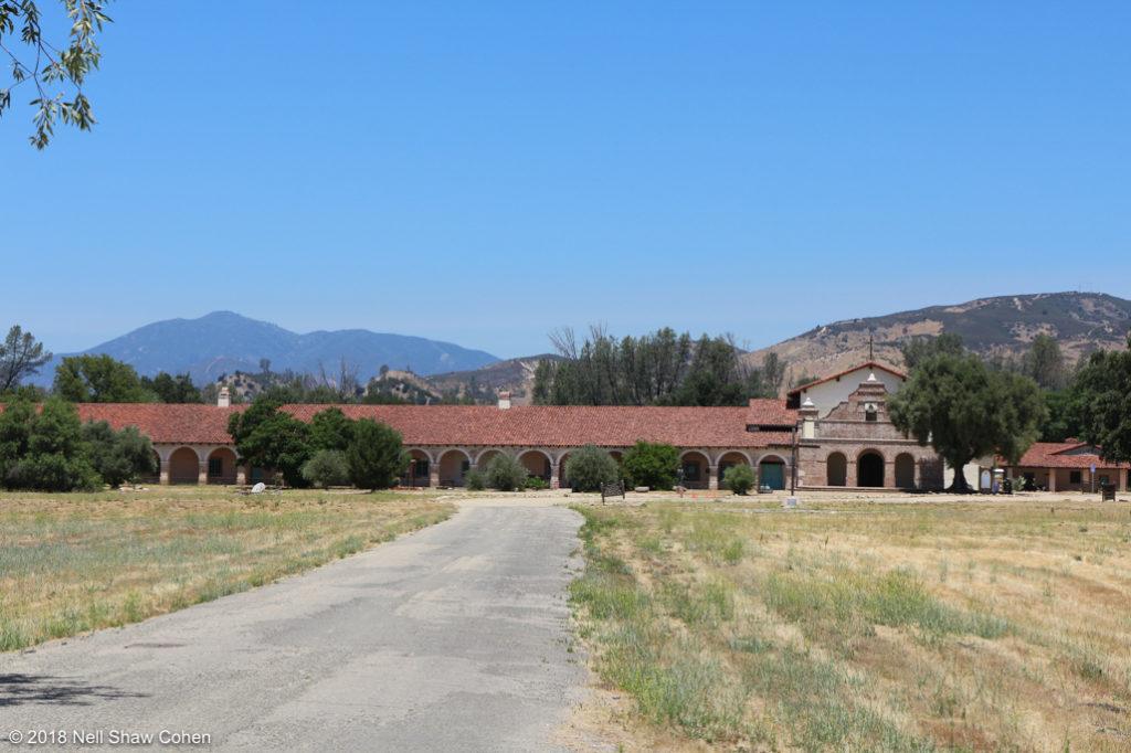 Mission San Antonio de Padua, Jolon, CA