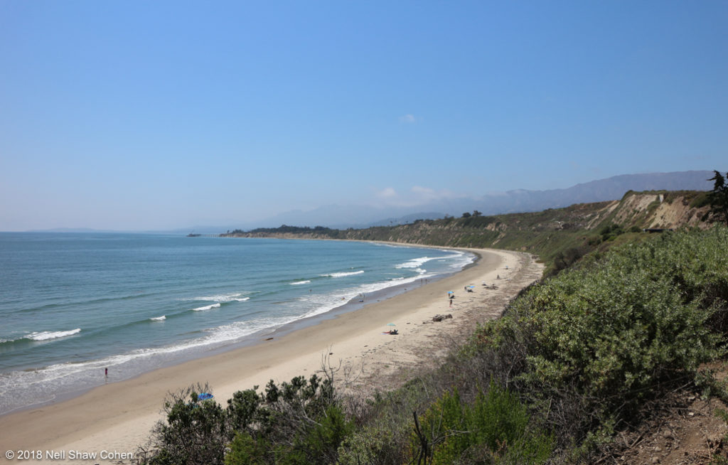 Rincon Beach County Park, Santa Barbara