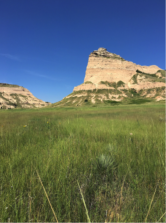 Scott's Bluff National Monument