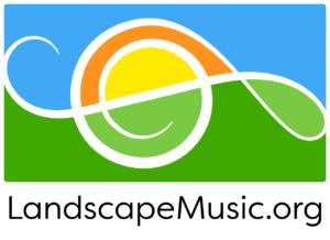 Logo-Text-LandscapeMusic.org