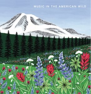 Music in the American Wild album cover