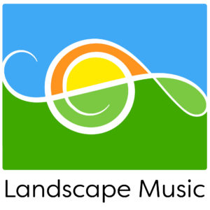 Landscape Music Logo